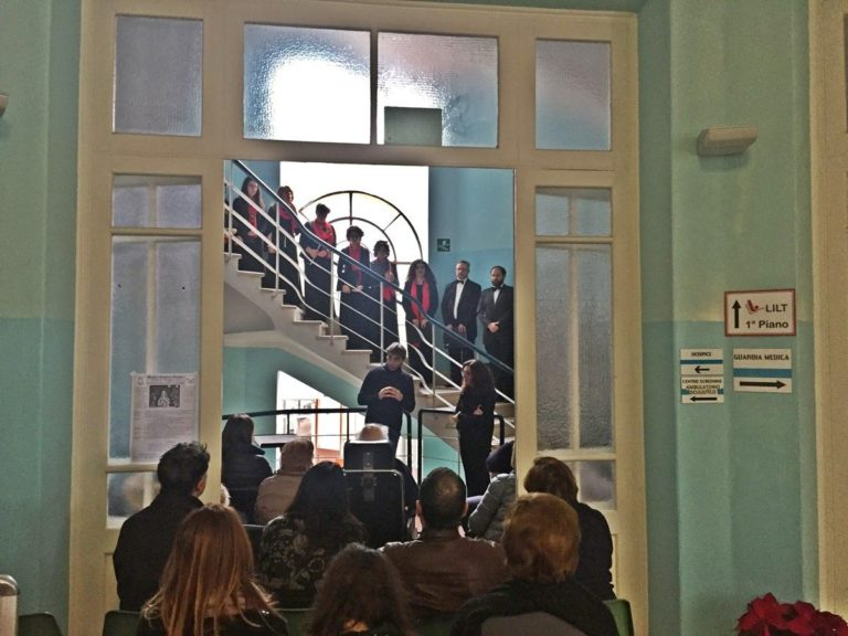 Natale 2017 in Hospice - Amici Hospice Siracusa